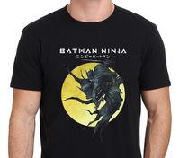 Batman Ninja New Animated Japan Movie T Shirt Men'S Black:S To Xxl