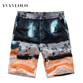 YVYVLOLO New 2016 Casual  Shorts Men Bermuda Jersey Shorts Homme Clothing Fashion Men