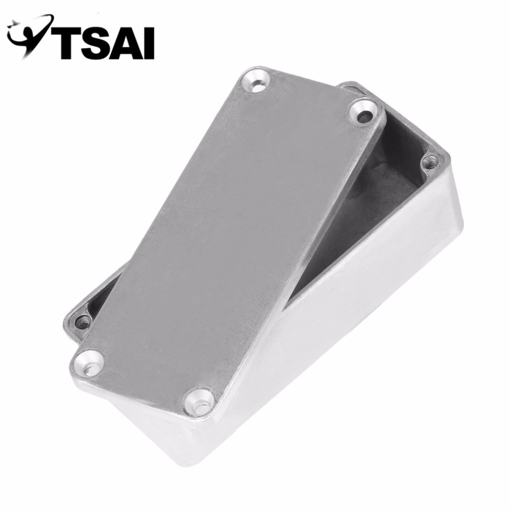 b59bc084b6 TSAI 1590A/1590B/1590BB Aluminum Stomp Box Effects Pedal Enclosure For Guitar  Effect Case Holder Musical Instruments 3 Size-in Guitar Parts & Accessories  ...