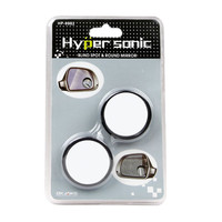 Hypersonic Car 360 Adjustable Rotating Blind Spot Mirror With Base For Rear View And Side View
