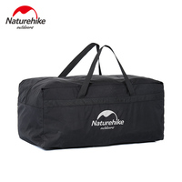 Brand NatureHike 100L High Quality Nylon High Capacity Luggage Bag Travel Camping Portable Buggy Bag Tourism