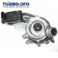 New Garrett TURBO CHARGER 778400 turbocharger for Jaguar XF 3.0 D Lion V6 202 Kw   275 HP AX2Q6K682CB AX2Q6K682CA|Air Intakes| |  -