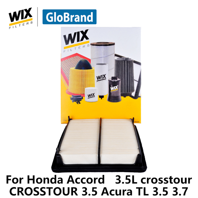 WiX Car Air Filter For Honda Accord L Crosstour CROSSTOUR - Acura tl air filter