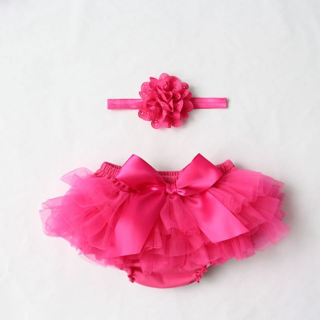 Baby Cotton Chiffon Ruffle Bloomers cute Baby Diaper Cover Newborn Flower Shorts Toddler fashion Summer Clothing 3