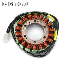 Motorcycle Generator Stator Plate Alternator Magnetic Coil For Yamaha XV400 VIRAGO 400 XV500 XV535 VIRAGO 535 2GV-81410-20 Motor все цены