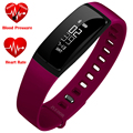 Smart Bracelet Blood Pressure ZB78 Heart Rate Smartband Band Sport Clock Watch Wristwatch Bluetooth Pedometer For iOS Android