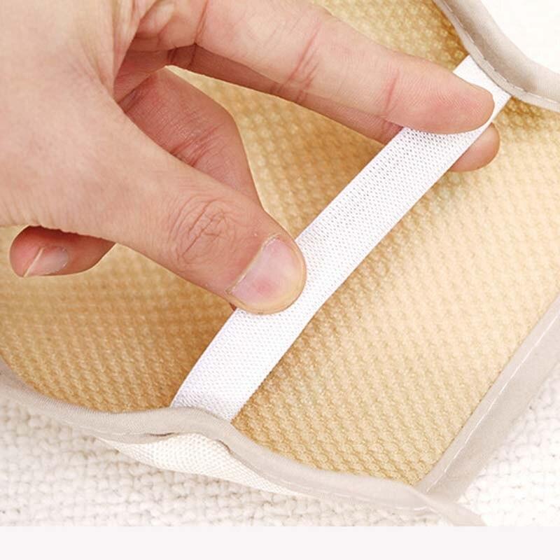 Baby Borstvoeding Arm Mat Zuigeling Verpleging Pads Ijs Zijde Cooling Arm Mat Pasgeboren Slapen Kussen Pad Antislip Head Care beddengoed