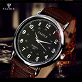 YAZOLE Mens Watches Top Brand Luxury Famous Quartz-Watch Men 24 Hours Scale Male Clock Wrist Watch Wristwatch relogio masculino
