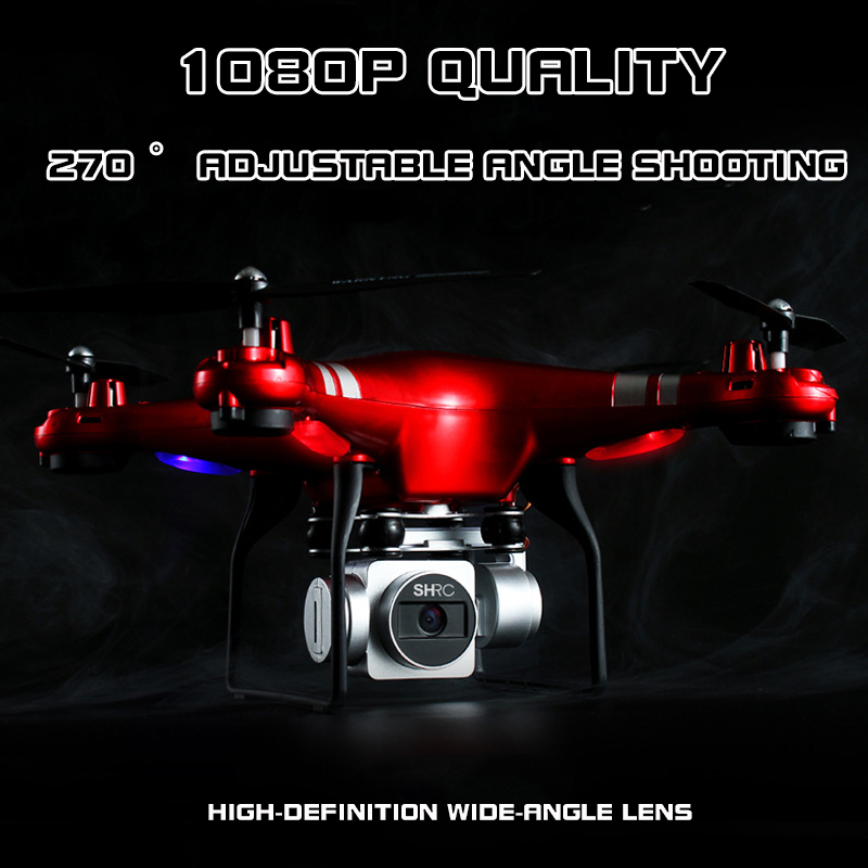Christmas gift kids rc helicopter 5MP pixels drones with camera hd 1080P Wide Angle Camera Wifi
