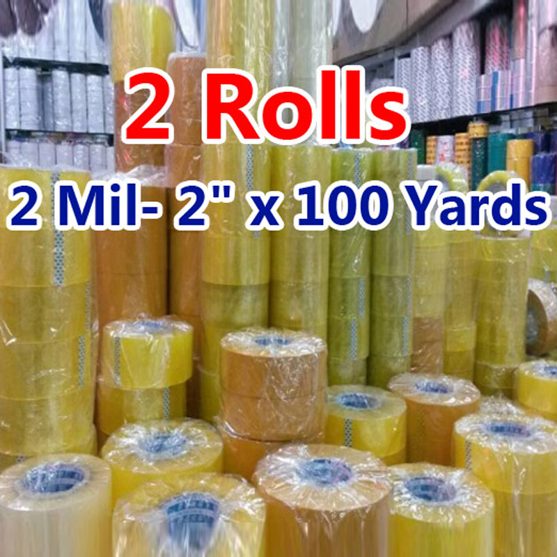 цены 2 rolls 1.8*0.6 inch Packing Tape Adhesive Tape Film Paper Adhesive Strapping Gift Ribbon Office Adhesive Tape