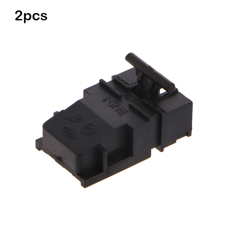 2Pcs Thermostat Switch TM-XD-3 100-240V 13A Steam Electric Kettle Parts