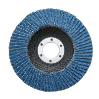 10pcs Flap Sanding Disc 40 Grit 115mm 4 1 2 7 8 Premium Zirconia Grinding Wheel