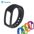 Teamyo Replacement Strap for ID107 Smartband Silicone Watchbands Accessories for id 107 Smartband Bracelet
