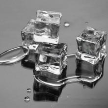 2.5cm 3cm Lifelike Ice