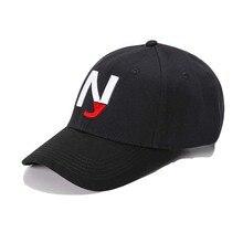 ac7f14ee9 الرجال النساء نيويورك قبعة بيسبول الربيع الصيف N Y القبعات المطرزة الشارع  الشهير تصميم Snapback غطاء في الهواء الطلق قبعة الشمس