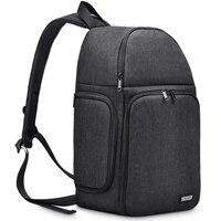 Caden Camera Bag Sling Backpack, Camera Case Waterproof With Modular Inserts Tripod Holder For Dslr/Slr And Mirrorless Cameras