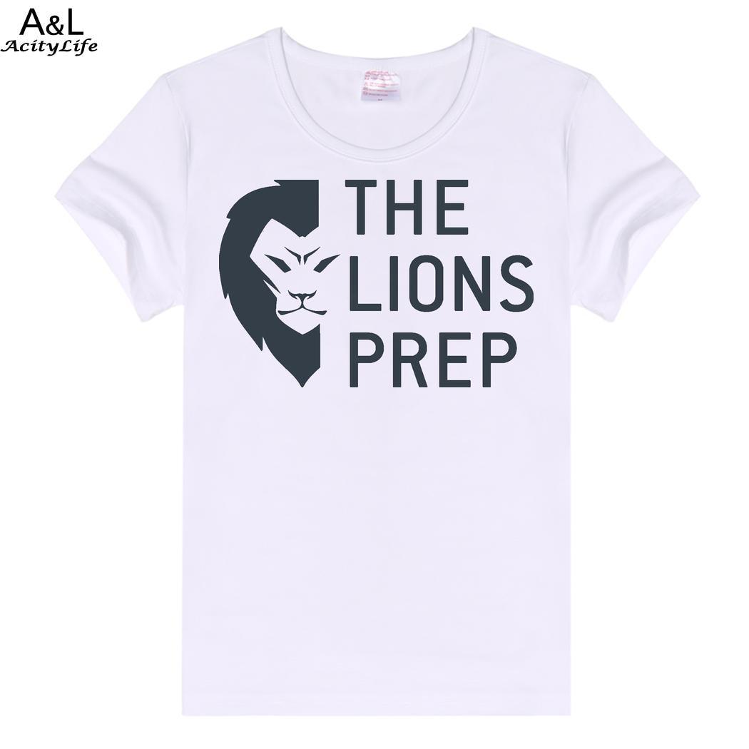 the Casual Basic Plain Crew Neck Slim Fit Women Short Sleeve T-Shirt White Soft lions prep T-shirt