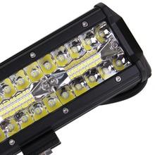 4 6.5 9 12 15 17.5 20 INCH OFFROAD LED WORK LIGHT BAR 12V 24V 60W 180W CAR TRUCK 4WD SUV ATV TRAILER PICKUP WAGON 4X4 COMBO LAMP