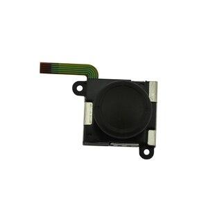 Image 2 - 1 pièces 3D joystick analogique bâtons remplacement du capteur pour Nintend Switch NS pour Joy Con contrôleur pièces réparation noir