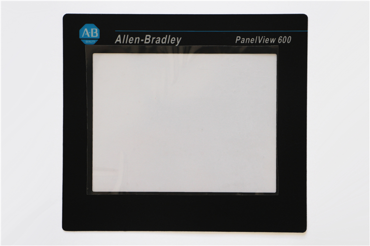 ALLEN BRADLEY 2711 T6C PANELVIEW 600 TOUCH SCREEN REPLACEMENT COVER 2711 T6C OVERLAY HAVE IN STOCK