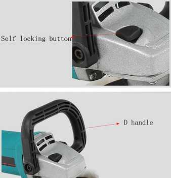 HIMOSKWA 220V 1200W Variable Speed 3000rpm Car Polisher Car Paint Care Tool Polishing Machine Multifunction waxing machine