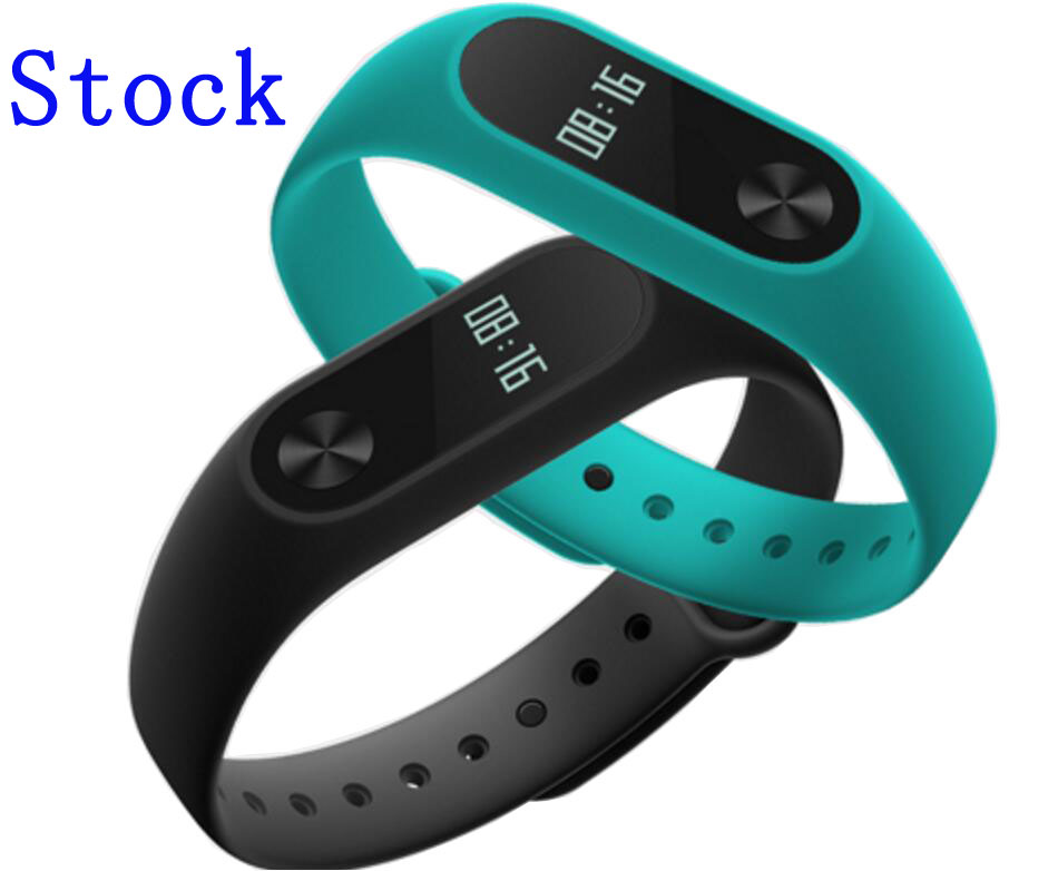 Blomiky Mi Band 2 OLED Screen Touch Operation New Bracelet Better Algorithm Puls