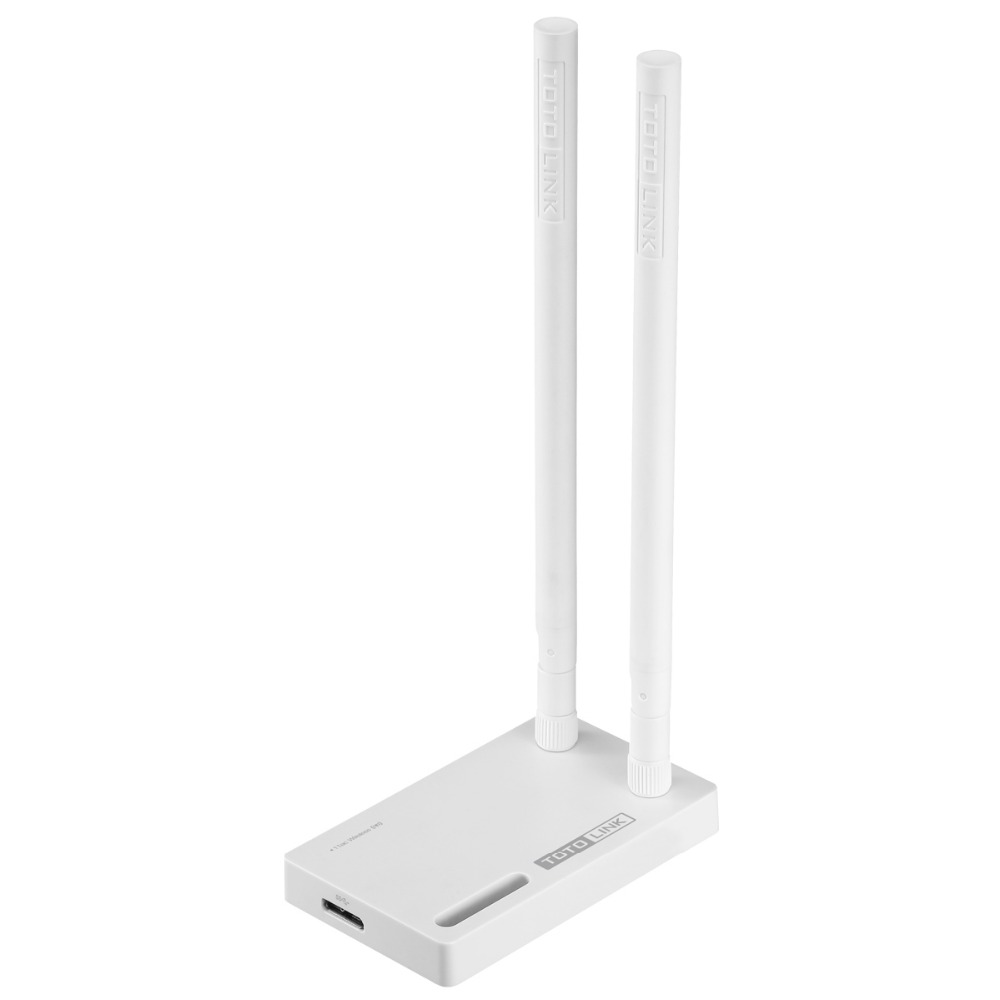 TOTOLINK A2000UA 802 11ac 1200Mbps Wireless Dual band USB Adapter with 2 5dBi External Antennal and