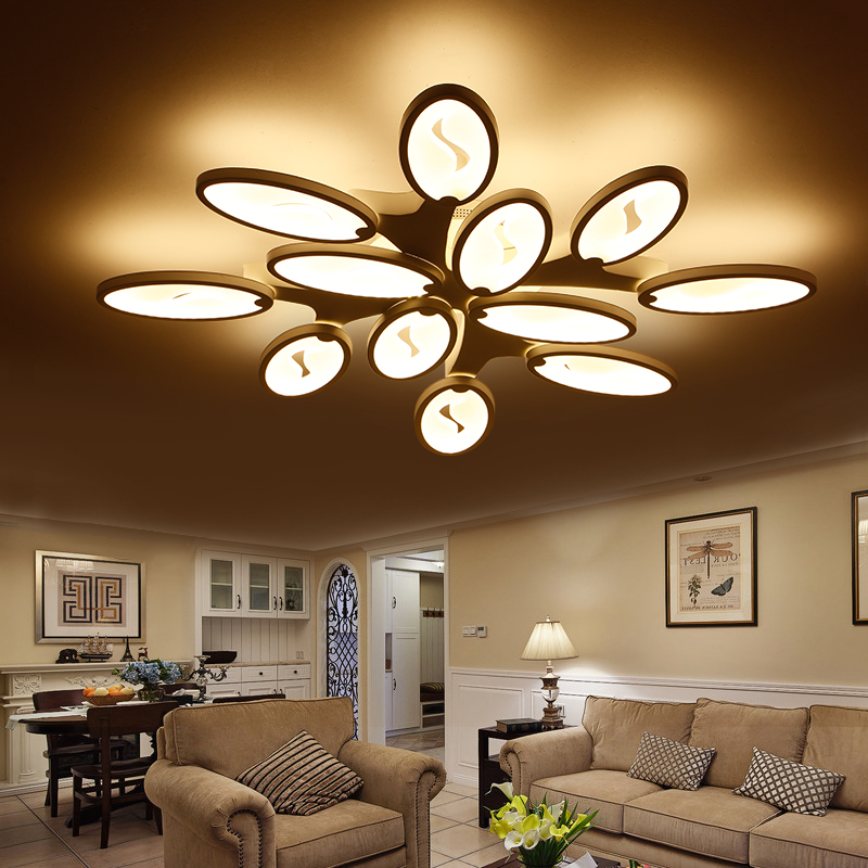 New design LED Ceiling Light Modern Windows shape Acrylic LED Ceiling Lamp for Living room LED Lustres Bedroom Lighting автоинструменты new design autocom cdp 2014 2 3in1 led ds150