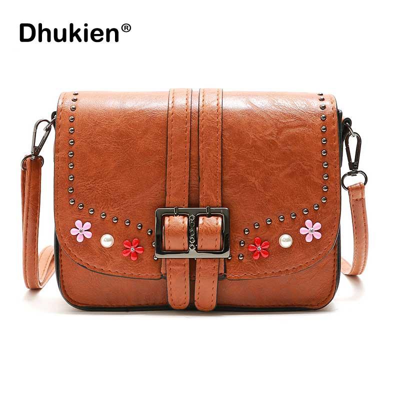 a2dd3b9e4281 Маленькая сумка на плечо женская однотонная молния роскошная женская сумка- мессенджер дизайнерская мини нейлоновая Летняя
