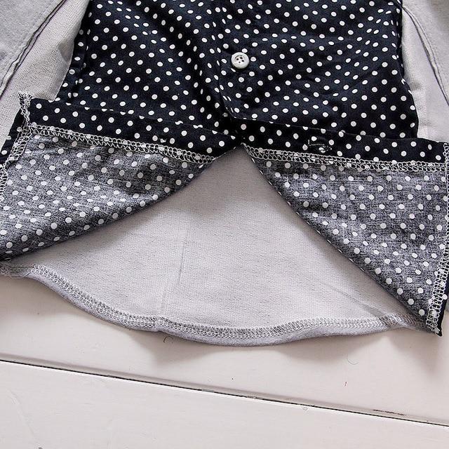 Letter Suit Sets Children Jacket + Pants 3
