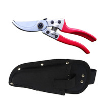 8 inch Pruning Shears Bypass Hand Pruner Garden Tool Tree Trimmer with Sheath