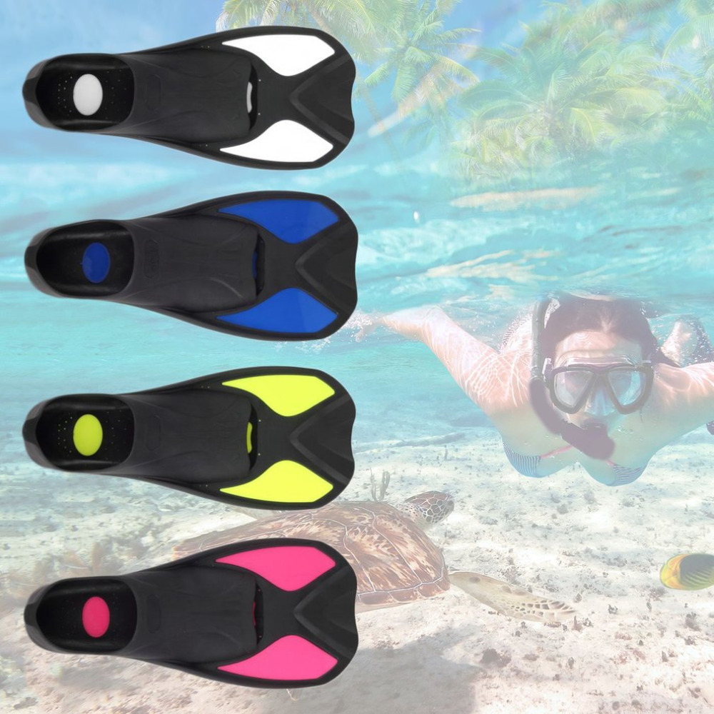 AF-680 Adult Long Fins Full Foot Swimming Snorkeling Flippers Training Diving Equipment Outdoor Water Sports Faster Speed New