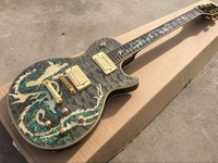 Factory direct Electric Guitar custom-made Real photo shows,