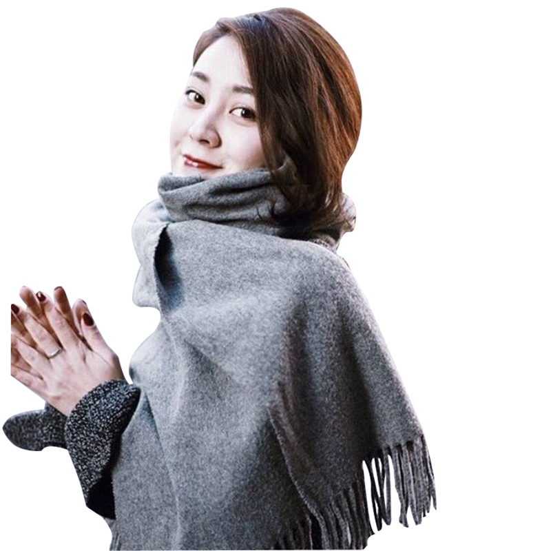 aliexpress buy 200cm fashion wool winter scarf