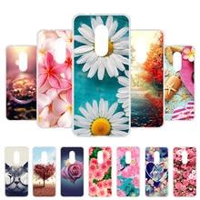 3D DIY Case For Alcatel 3L 5034D Coque 3 5052Y 5052D Soft Painted Silicone Back Cover Fundas