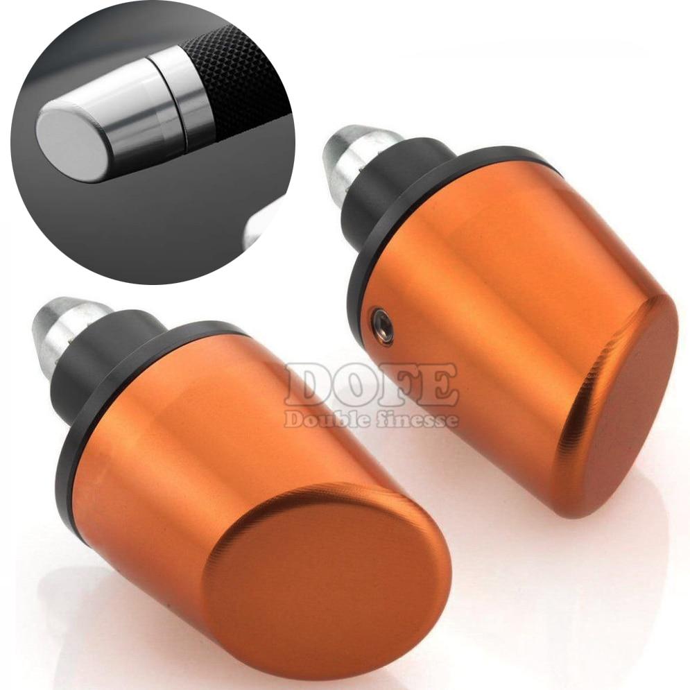 Orange Grips 22mm 7/8