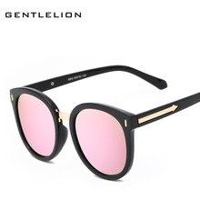 Femmes lunettes de Soleil Ronde Rétro Lunettes de Soleil Vintage avec  Flèche Cadre Hommes Marque Designers Oculos 5803 f12d84769b6c