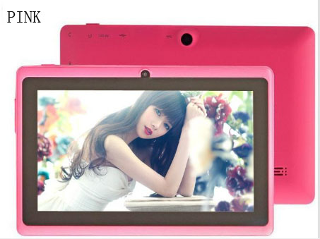7INCH Estudiante Tablet PC 200 W Pixels HD Pantalla de visualización - Educación y entrenamiento - foto 3