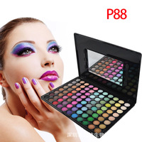 20 Fast Shipping Pro 88 Warm Color Eye Shadow Makeup Palette Eyeshadow 2 Cosmetics With Mirror