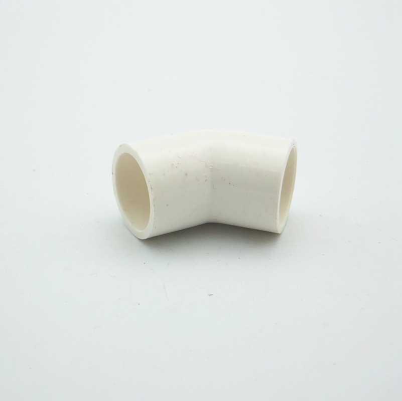32 millimetri ID 45 Gradi Gomito Tubo IN PVC Comune Tubo di Raccordo Accoppiatore Adattatore del Connettore di Acqua Per Il Sistema di Irrigazione del Giardino FAI DA TE