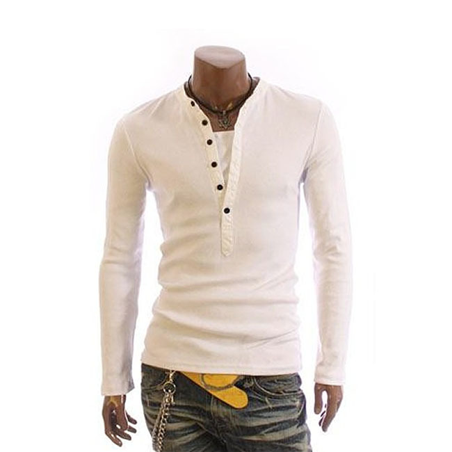 Aliexpress.com : Buy Y117 New Arrives Mens Long Sleeve V neck ...