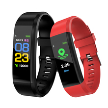Smart Bracelets ip68 Waterproof Fitness Tracker Wristbands Blood Pressure Measurement Heart Rate Monitor Bracelet iphone