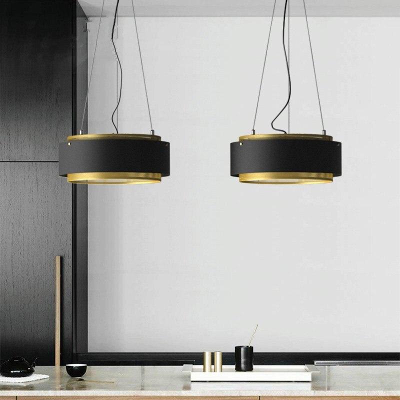 Post-nowoczesne oświetlenie luksusowe lampy sufitowe kreatywna lampa sufitowa do salonu osobowość okrągły pierścień oświetlenie do salonu oprawa