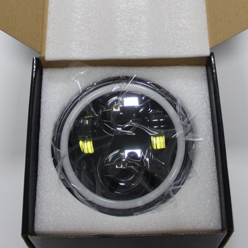 5.75 Motorcycle Headlight Led Headlights Fit 5.75