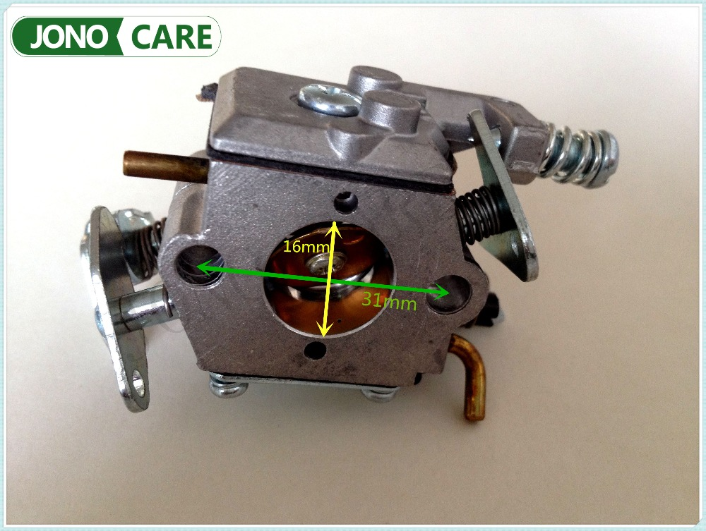 цена на High Quality Carburetor Carb Carby For Husqvarna Partner 350 351 370 371 420 Chainsaw Poulan Spare Parts Walbro 33-29