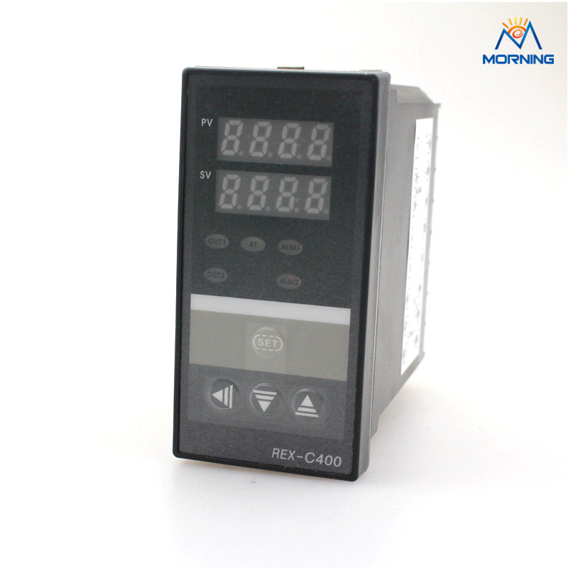 REX-C400, Frame Size 48*96mm LED Dual Digital Display Industrial Usage Temperature Controller