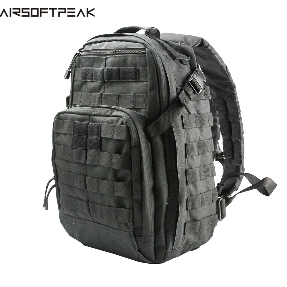40L Sport Outdoor Bags Men Travel Camping Climbing Backpack Combat Military Tactical Molle Backpack Woman Hunting Handbag 40l tactical molle climbing backpack shoulder bag military camping hunting bags travel outdoor multifunctional rucksack