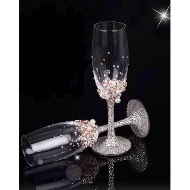 Perfect Handmade luxury creative personalized gifts bride and groom  EQ58