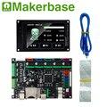 Материнская плата MAKERBASE STM32 MKS Robin2. Оборудование с открытым исходным кодом удобно для разработки и настройки. С 3,5 дюймовым tft-дисплеем tha