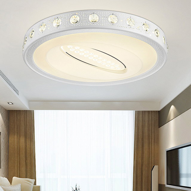 LED decke rundlichtkuppel modernen minimalistischen wohnzimmer lampe ...